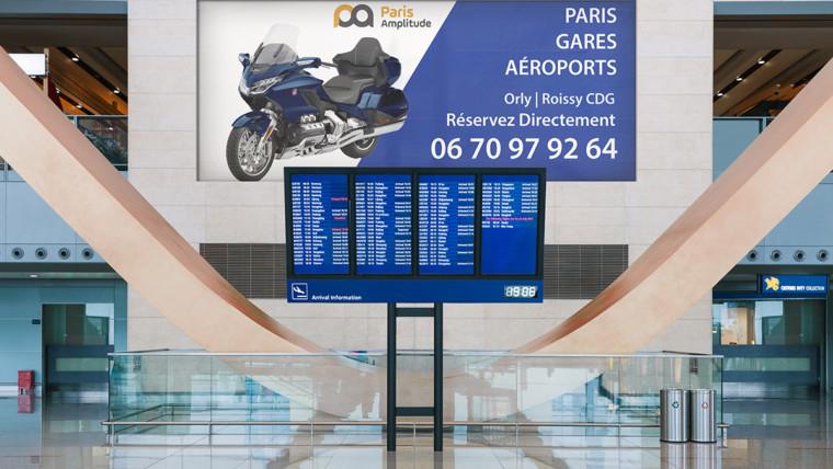 Comment se rendre à l´aéroport de Roissy Charles de Gaulle